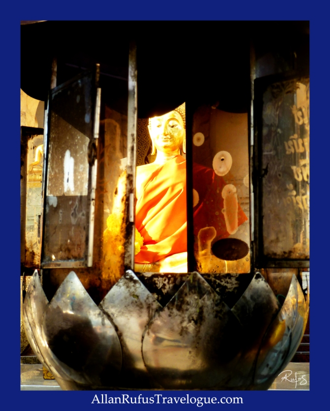 Lantern to light incense