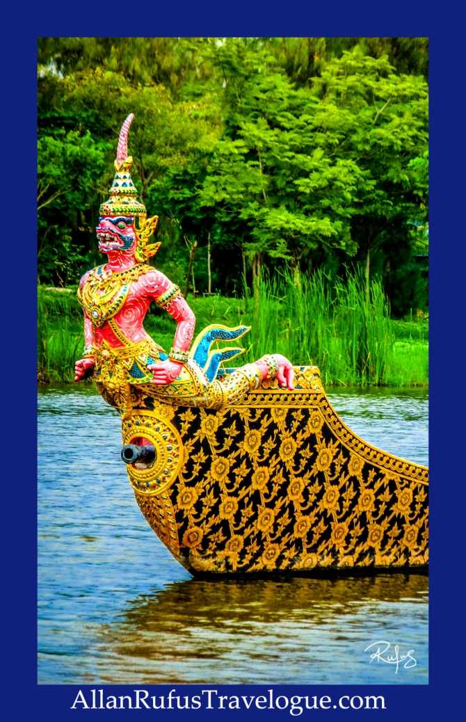 Thai Royal Boat