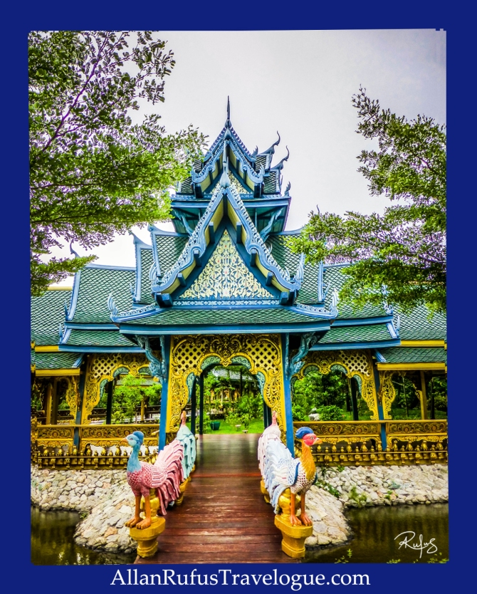 A Botanical Garden from Thai Literature