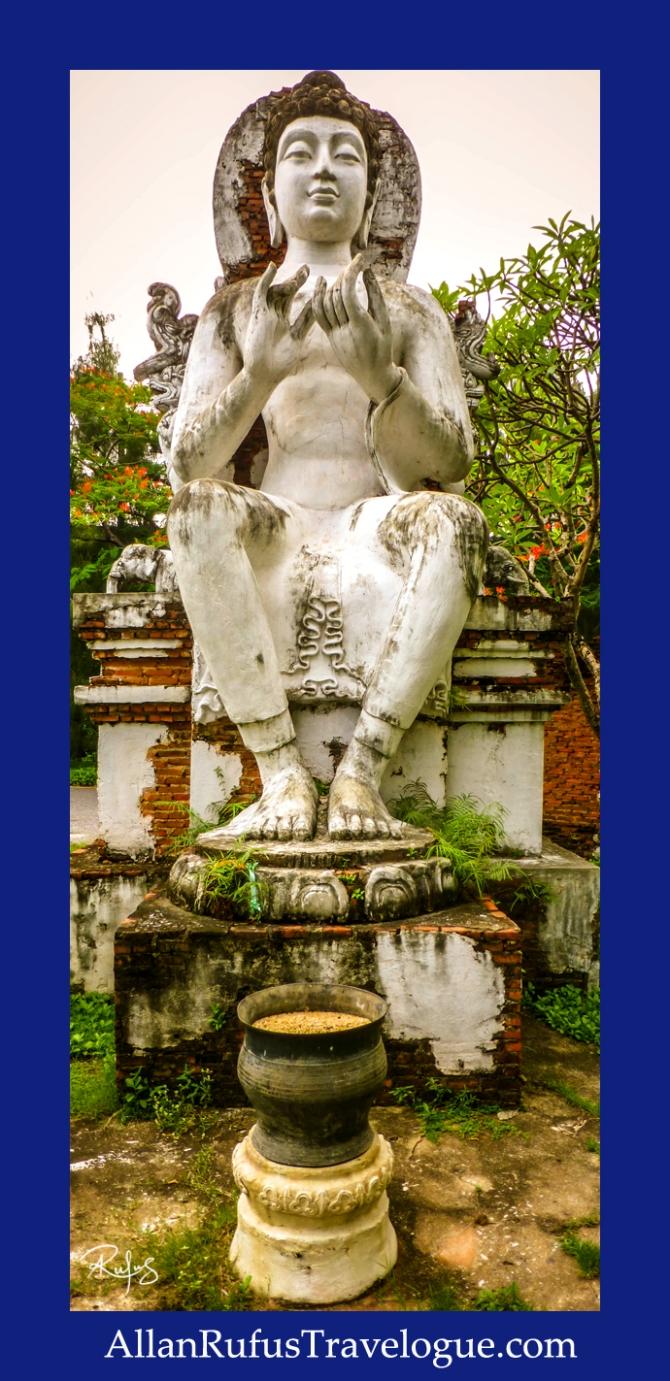 The Buddha Image of Dvaravati Period