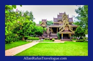 Wat Chong Kham, Lampang