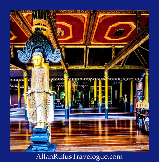 Wat Chong Kham, Lampang - The Ancient City, also known as Muang Boran