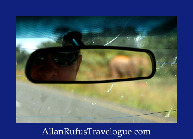 Travelogue - Allan Rufus. Botswana, Driving to Kasane