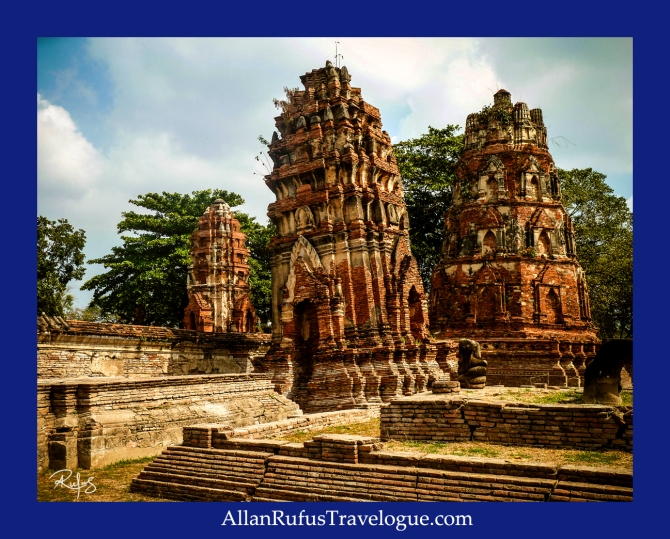 Travelogue - Allan Rufus - Ayutthaya