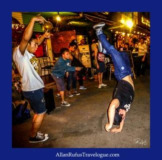 Street Photography - break dancing