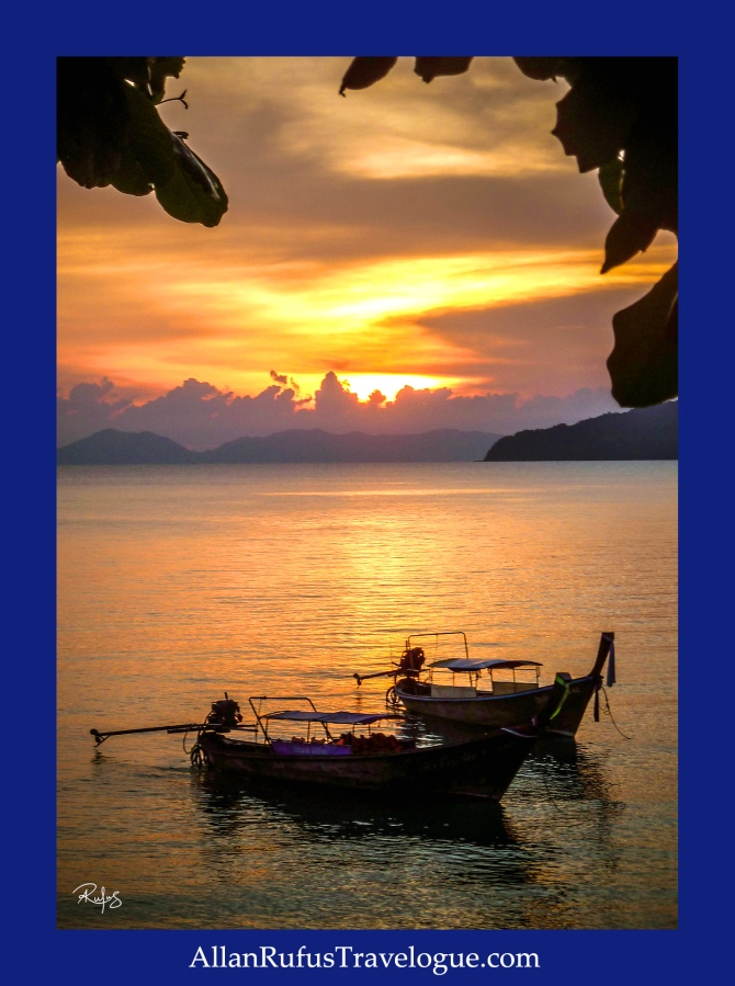 Krabi Sunset!